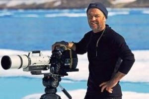 Doug Allan wildlife photographer