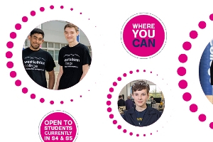 West Lothian College Mash Up Day