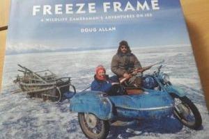 Doug Allan Book Freeze Frame Cover