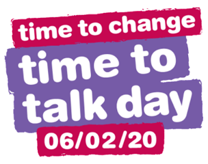 Time to Talk Day 2020 Icon