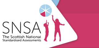 S3 Standardised Assessments - SNSA Icon